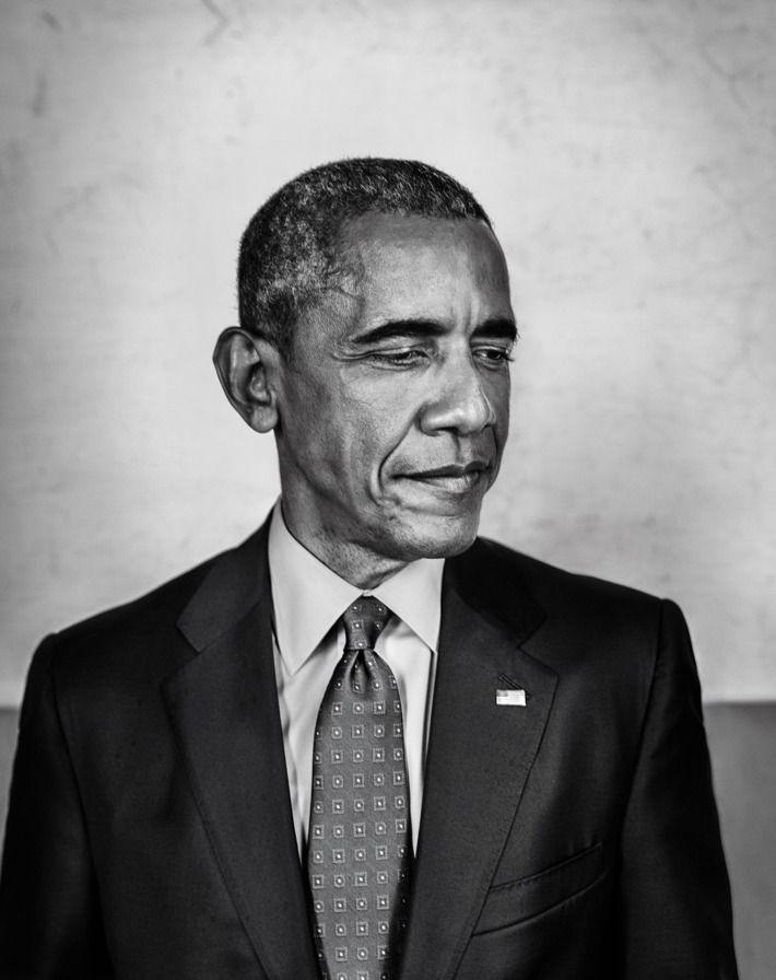 Obamas legacy portrait by dan winters studiogabe portraits