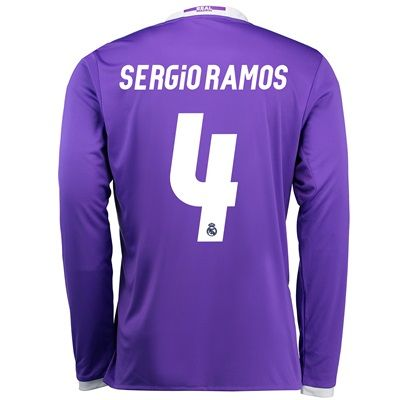 Kitbag Sergio Ramos Real Madrid Football Shirts
