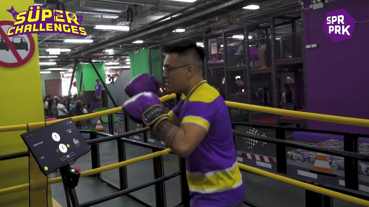 Pin On Botboxer Boxing Simulators Throughout The World