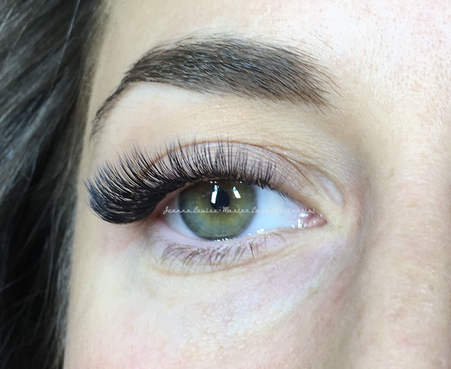 Russian volume lashes 2D to 4D   beautiful! | Make-up/Nails in 2019