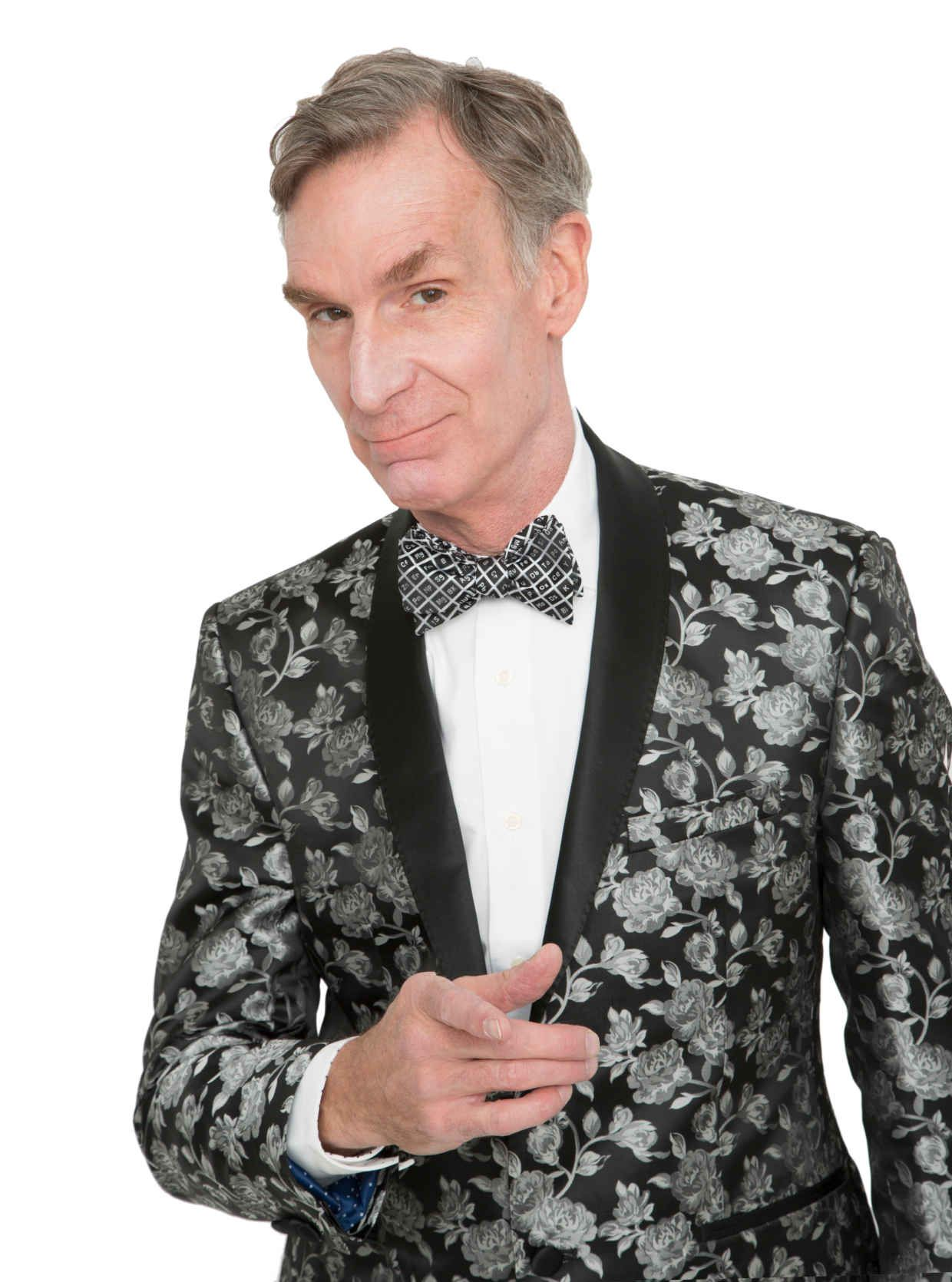 Everything You Ever Wanted to Know About Bill Nye's Beauty