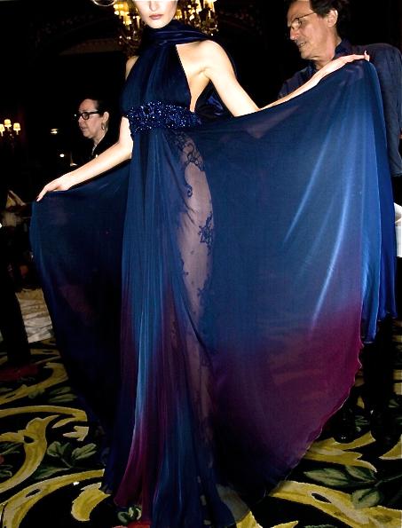 Elie Saab beautiful blue