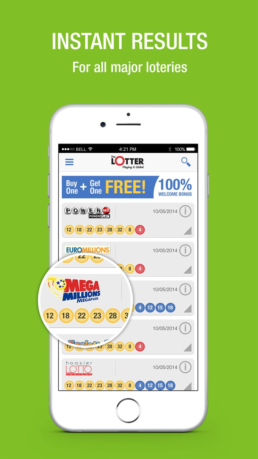 theLotter - Play Lotto Online #News#APPS#ios#Lifestyle