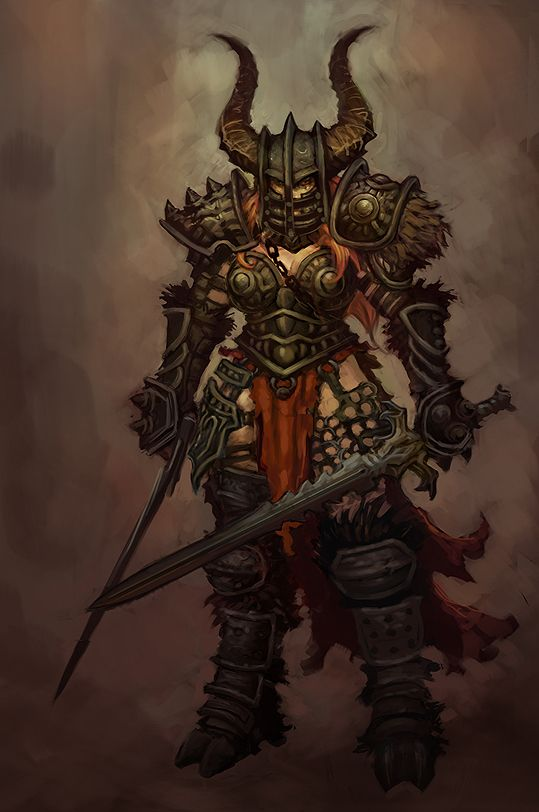 barbarian diablo 3 armor - photo #25