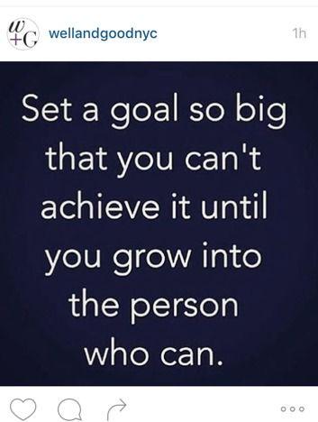 Delightful Inspired In An Insta. GoalsCardsAwesome Idea