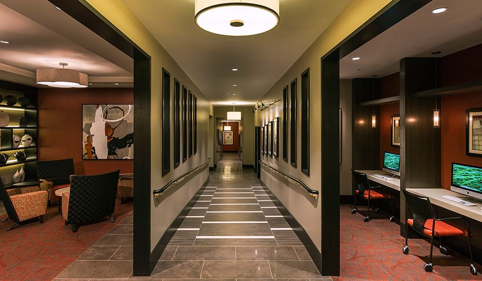 Hartman Design Group, A Maryland Commercial Interior Design and Interior Architecture Firm