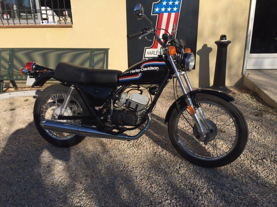 Epingle Sur Amf Harley Davidson Hd Cagiva Sst Sxt