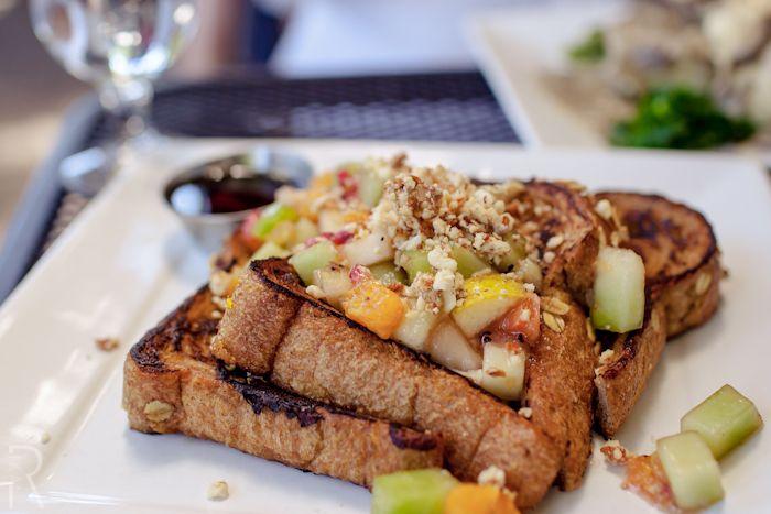 Portland Blossoming Lotus Vegan Miam Food Breakfast Dishes Vegan Cafe