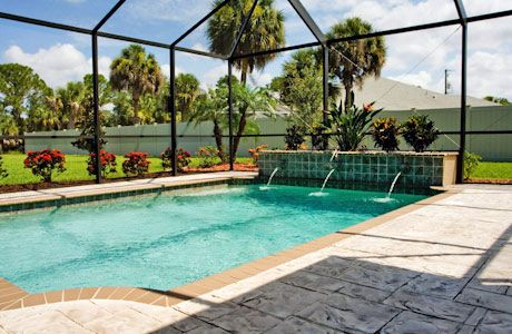 Glass Enclosed Indoor Swimming Pools Enclosed Pool Florida Pool Pool Swimming Pools