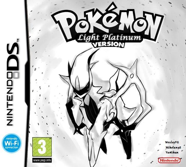rom pokemon light platinum español