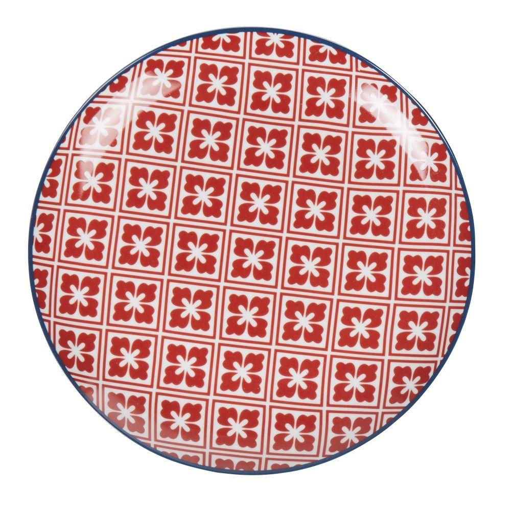 Vaisselle Pas Cher Gifi Vaisselle Assiettes Plates Carreau De Ciment