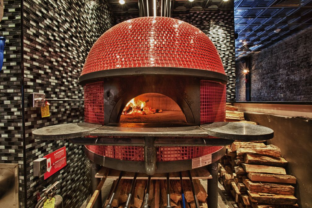 Neapolitan Wood Fired Oven Pizza Millie's Old World ...
