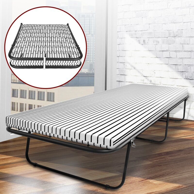 Bed in a Box Folding Bed (With images) Box bed, Folding