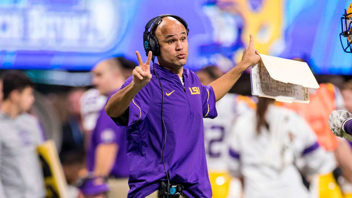 The Background That Shapes Dave Aranda Baylor's New Head