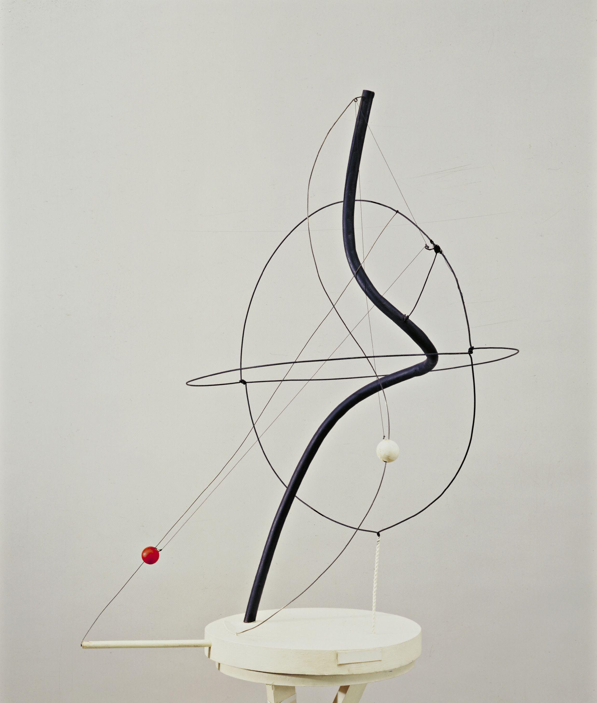 calder thread sculpture - Google Search   Object   Pinterest