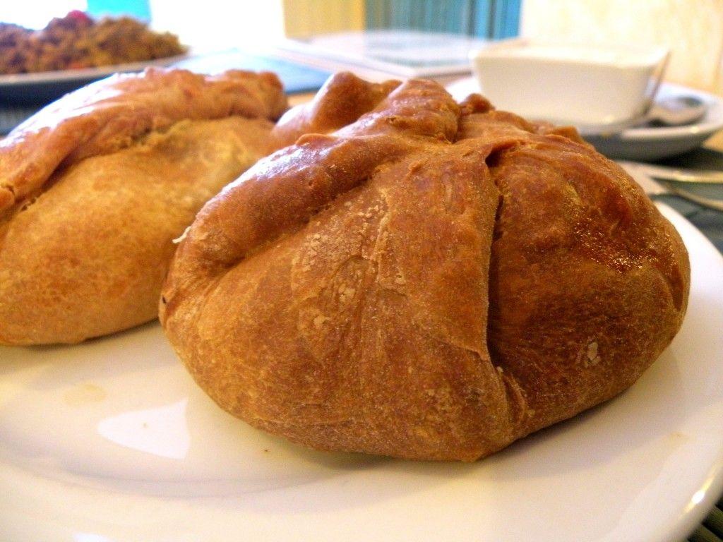 Pierogi Z Pieca Cybulniki I Beremecze Podlasie Food Bread