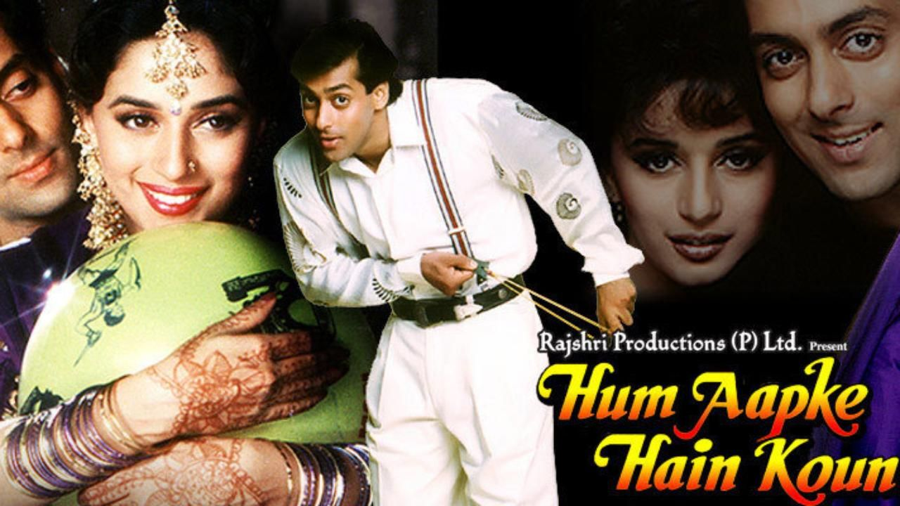 Hum Aapke Hain Koun (1994) Full Movie Watch Online Free ...