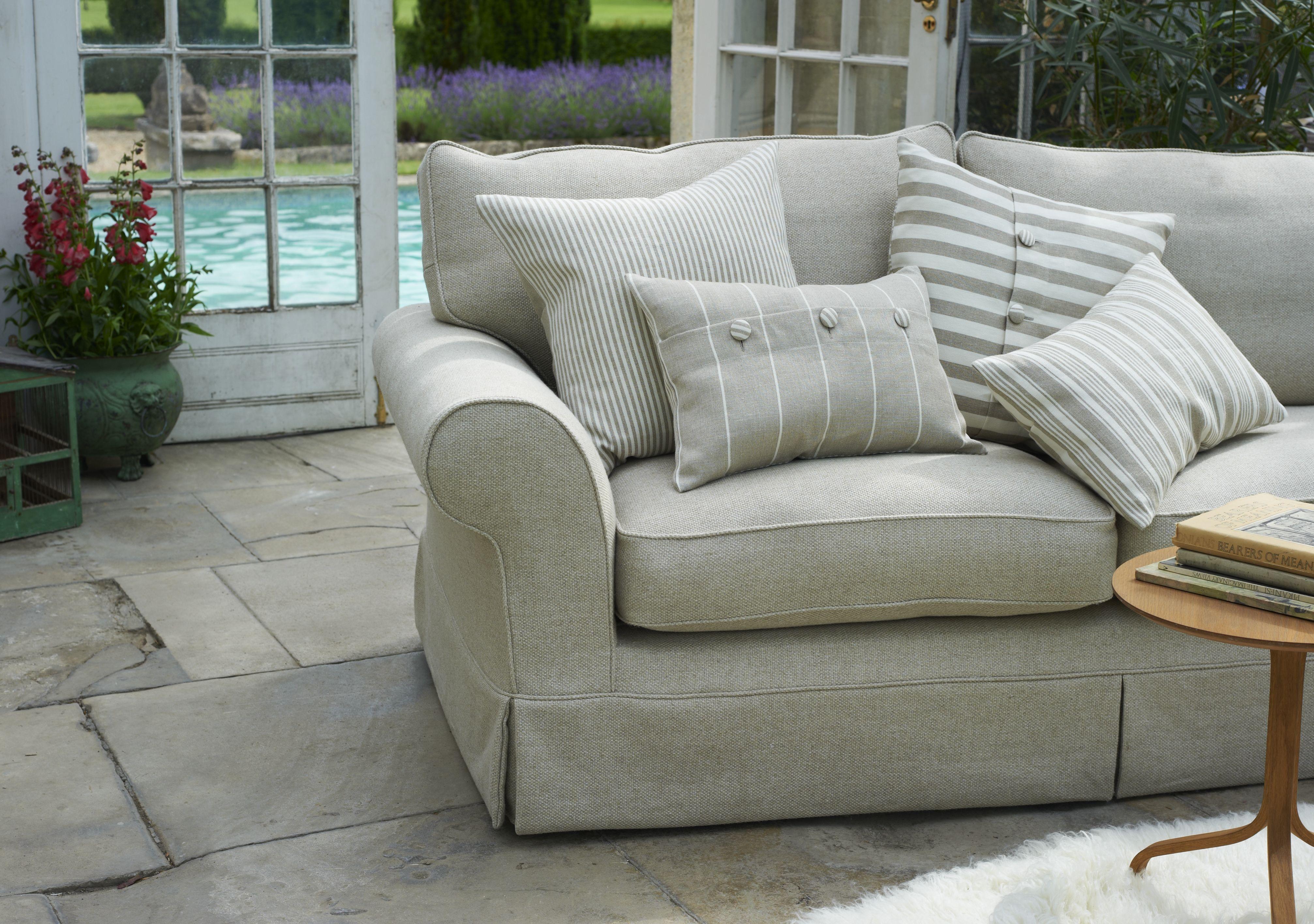 Good The Clambin Two And A Half Seat Sofa In Herringbone £1,080 Http://
