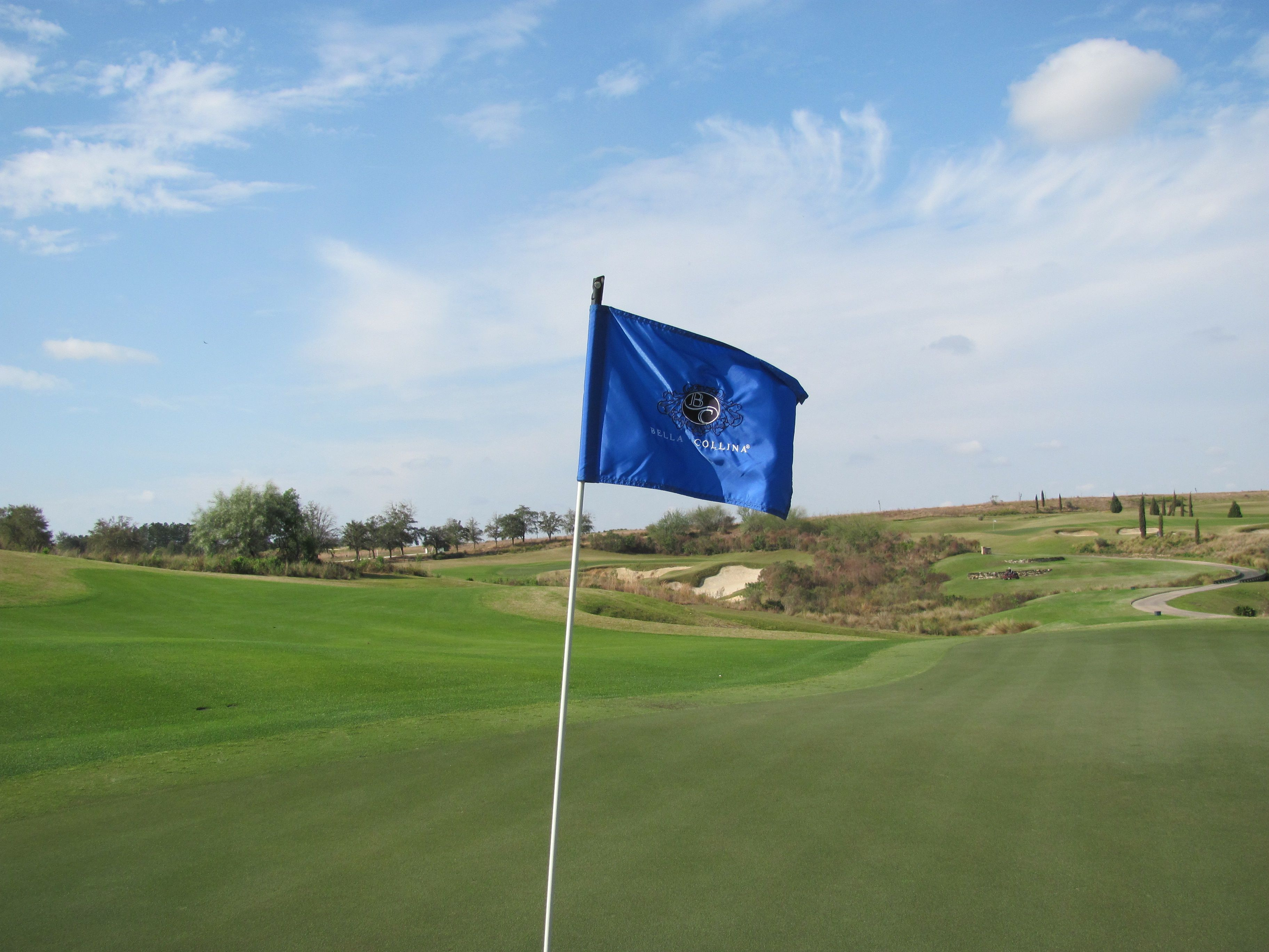 Bella Collina Golf Club in Montverde, Florida near Orlando