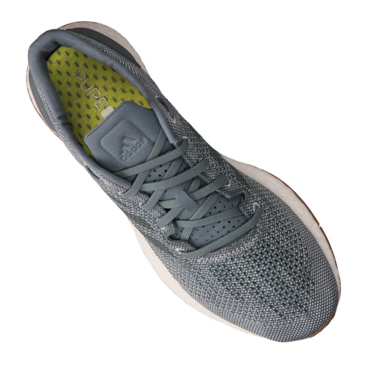 Adidas Pureboost Dpr M Cm8318 Shoes Grey Adidas Pure Boost Shoes Adidas Running Shoes