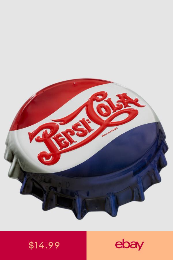 Pepsi Collectibles Ebay Pepsi Bottle Cap Pepsi Vintage Pepsi
