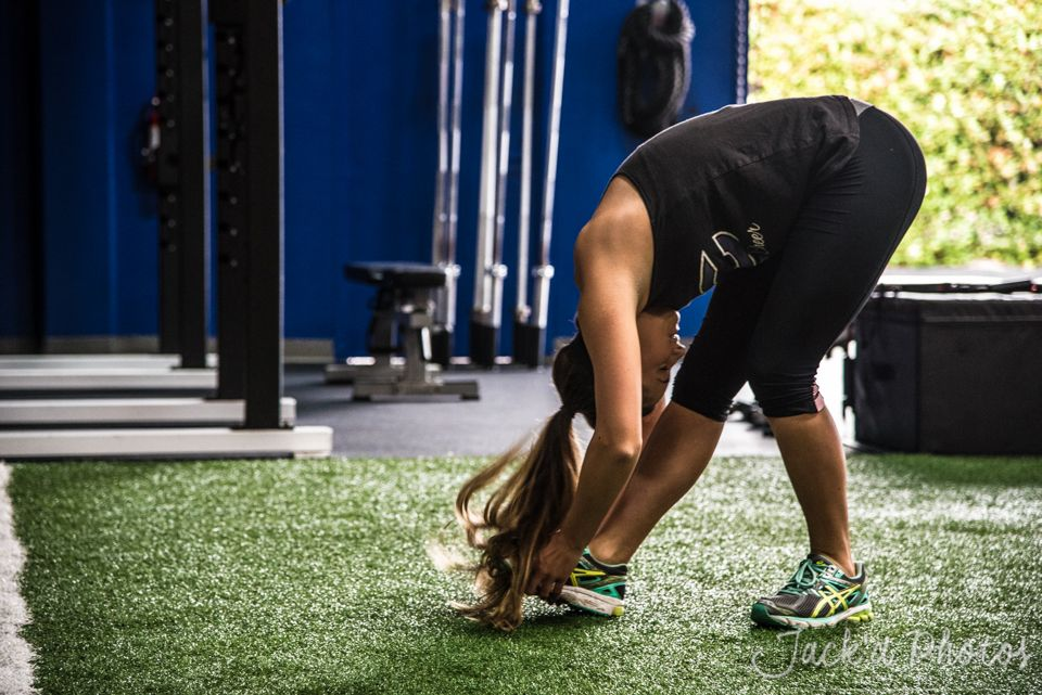 Dynamic and static stretching are both important for