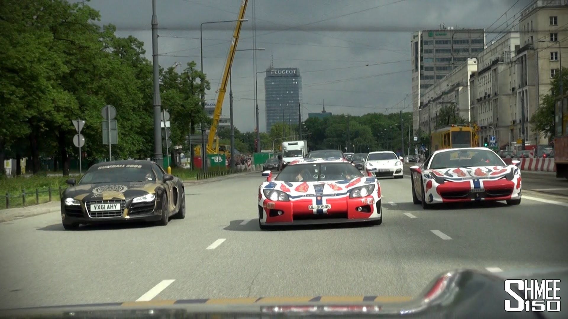 [Shmee Special] Gumball 3000 2013 Movie