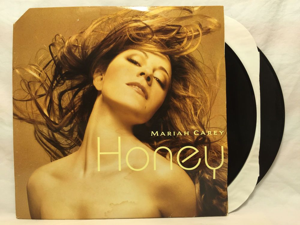 Mariah Carey Honey 44x 78665 Us Pressing Vinyl Record 2lp Mariah Carey Honey Mariah Carey Songs Mariah Carey