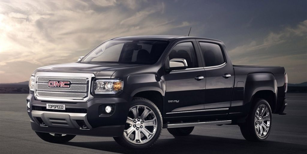 2019 Gmc Canyon Release Date Price Truk
