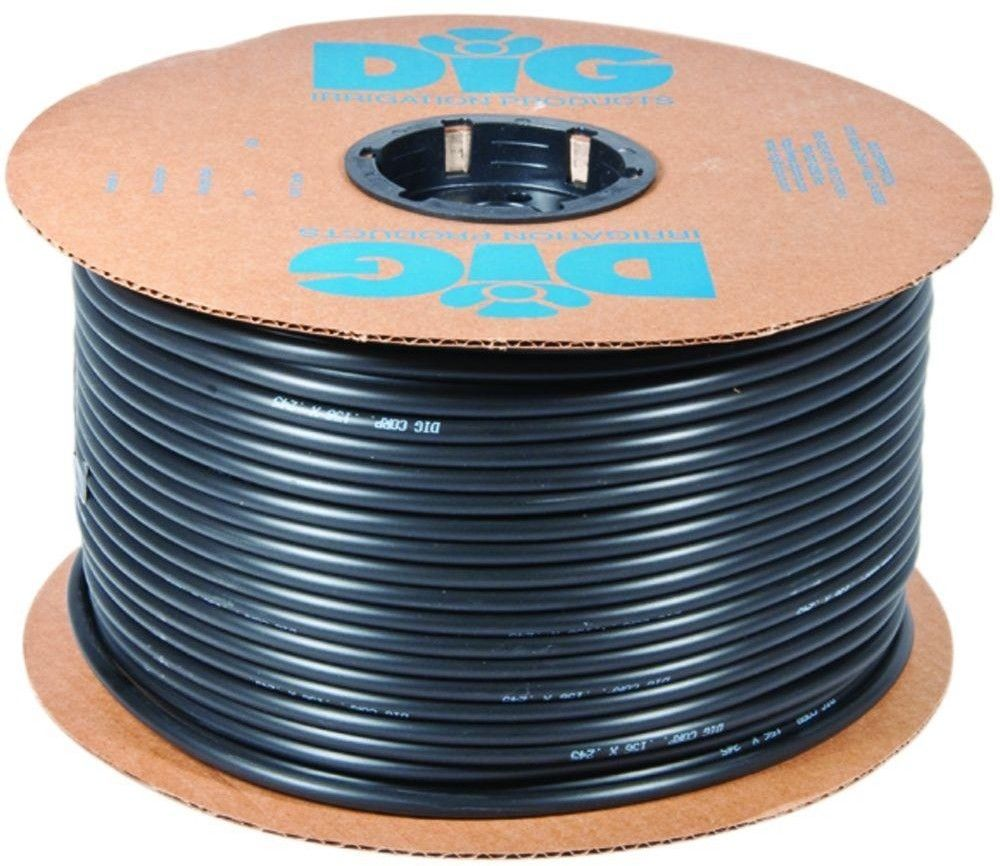 DIG 1/4 In. X 500 Ft. Poly Micro Landscape Irrigation Drip ...