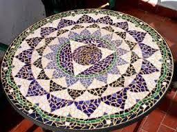 Resultado de imagen para dise os de mesa en mosaicos for Disenos para mosaicos