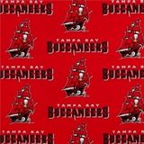 New Fabrics Just Arrived Discount Cotton Print Fabric Tampa Bay Buccaneers Football Buccaneers Football Tampa Bay Buccaneers