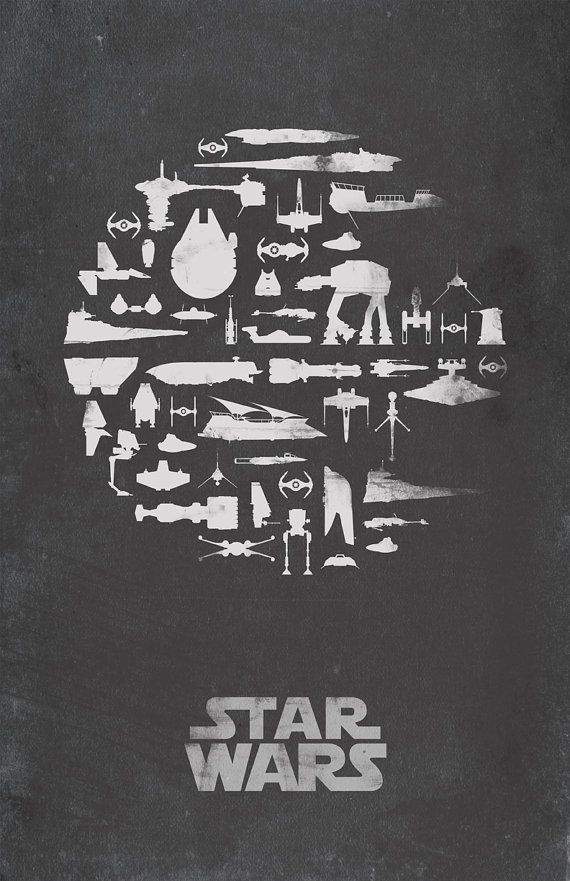 Star Wars Inspired Vintage Poster Thats No Moon By Thepixelempire Star Wars Love Star Wars Wallpaper Star Wars Death Star