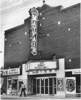 Old Ottawa South   Mayfair Theatre - Old Ottawa South