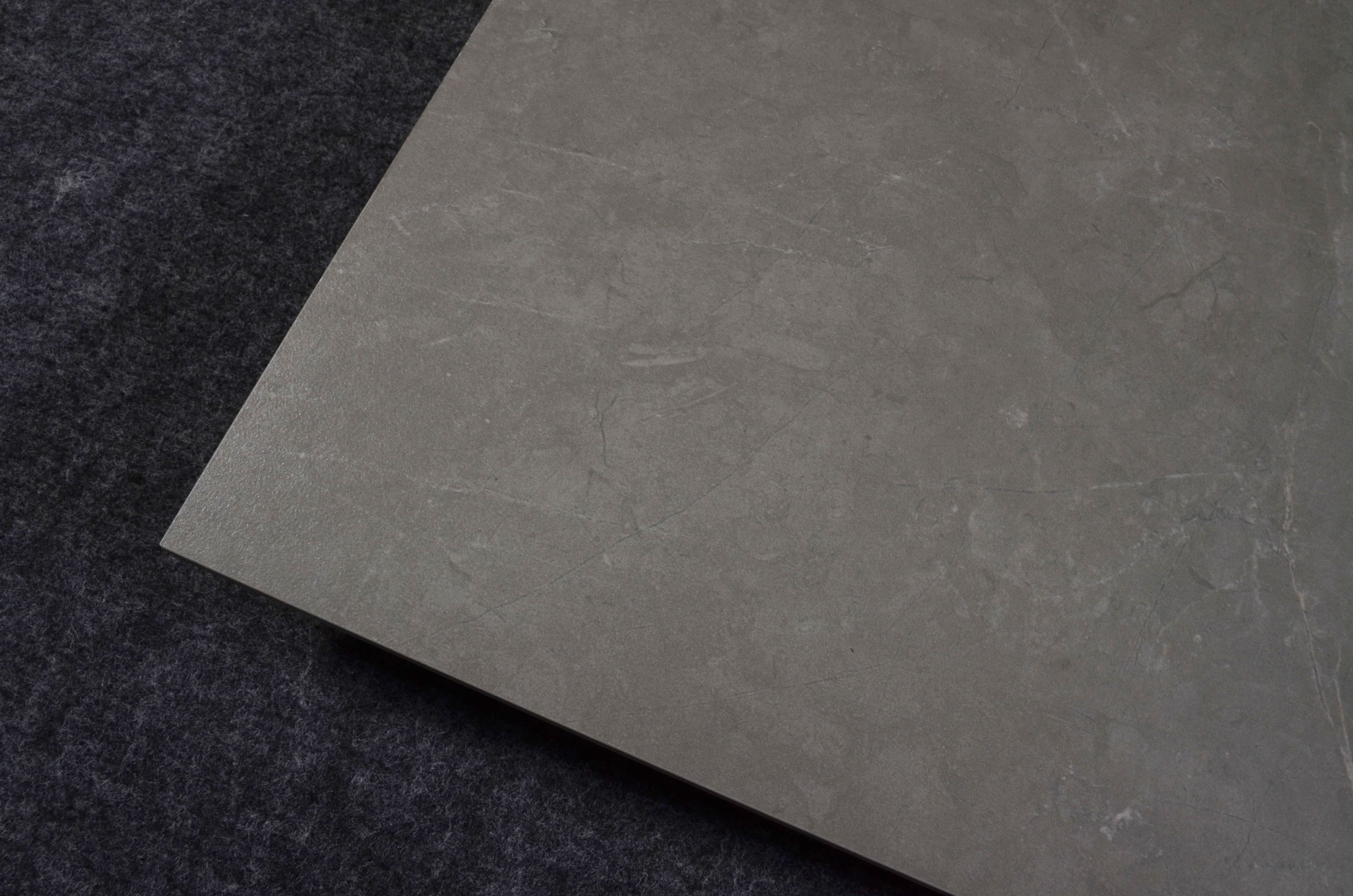 Grey 600 X 1200mm Glazed Porcelain Floor Tile In 2020 Tile Floor Porcelain Flooring Colorful Tile Floor