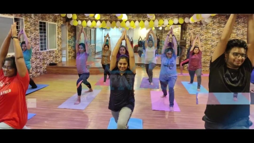 """TROTZ YOGA MEDITATION SESSION!!! """"Yoga is the journey of the self, through the self, to the self."""" –..."""