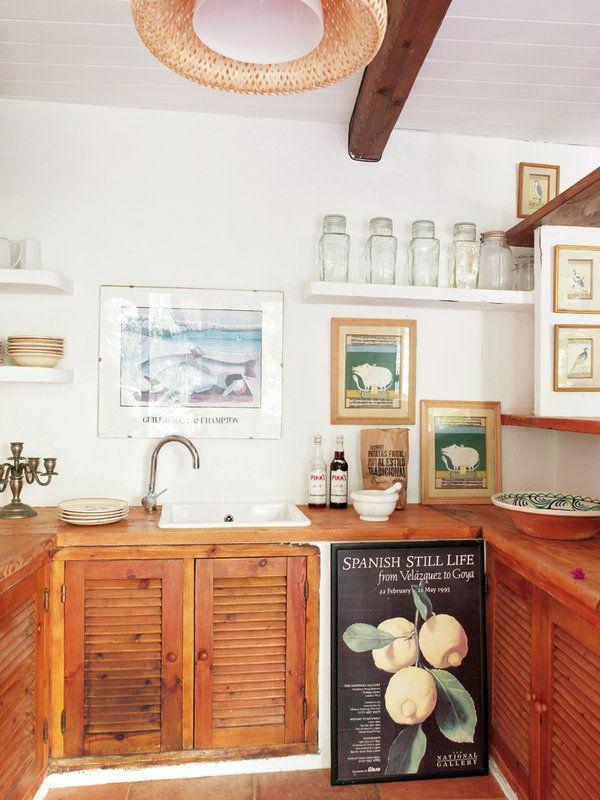 Una casa estilo ibicenco   Casa estilo, Estética blanca y Decoración ...