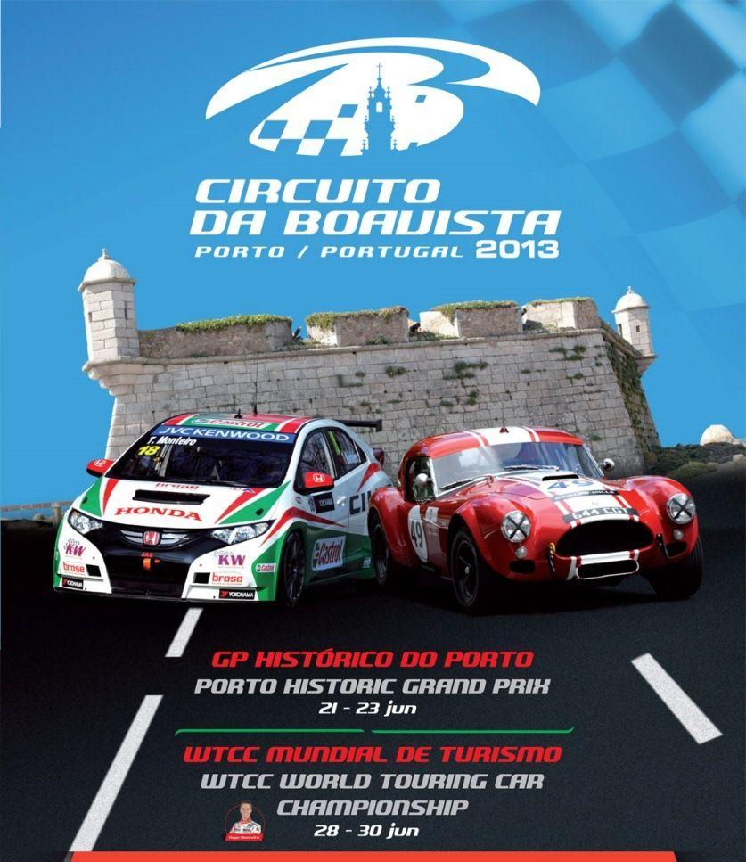 Circuito da Boavista Porto 2013 Portugal Cars