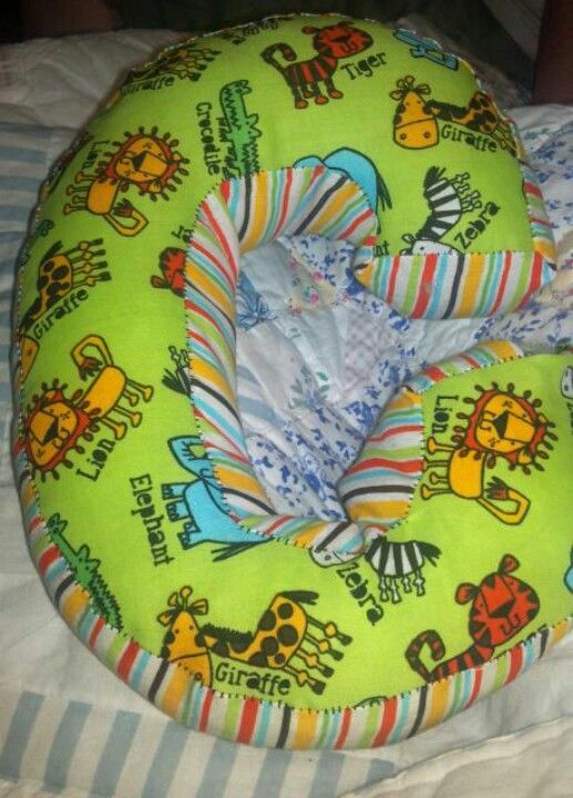 Pillows for my sons bed