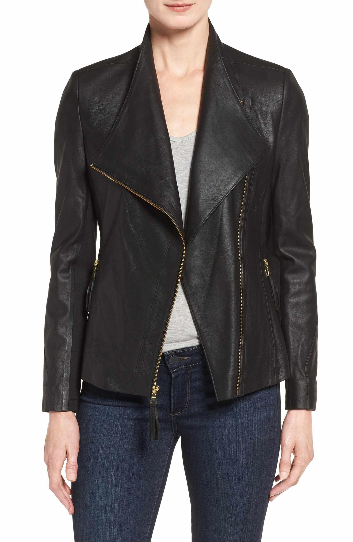 Via Spiga Asymmetrical Leather Jacket Nordstrom Best Leather Jackets Asymmetrical Leather Jacket Jackets [ 3000 x 1956 Pixel ]