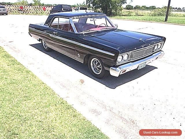 1965 Ford Fairlane #ford #fairlane #forsale #canada | Cars for Sale