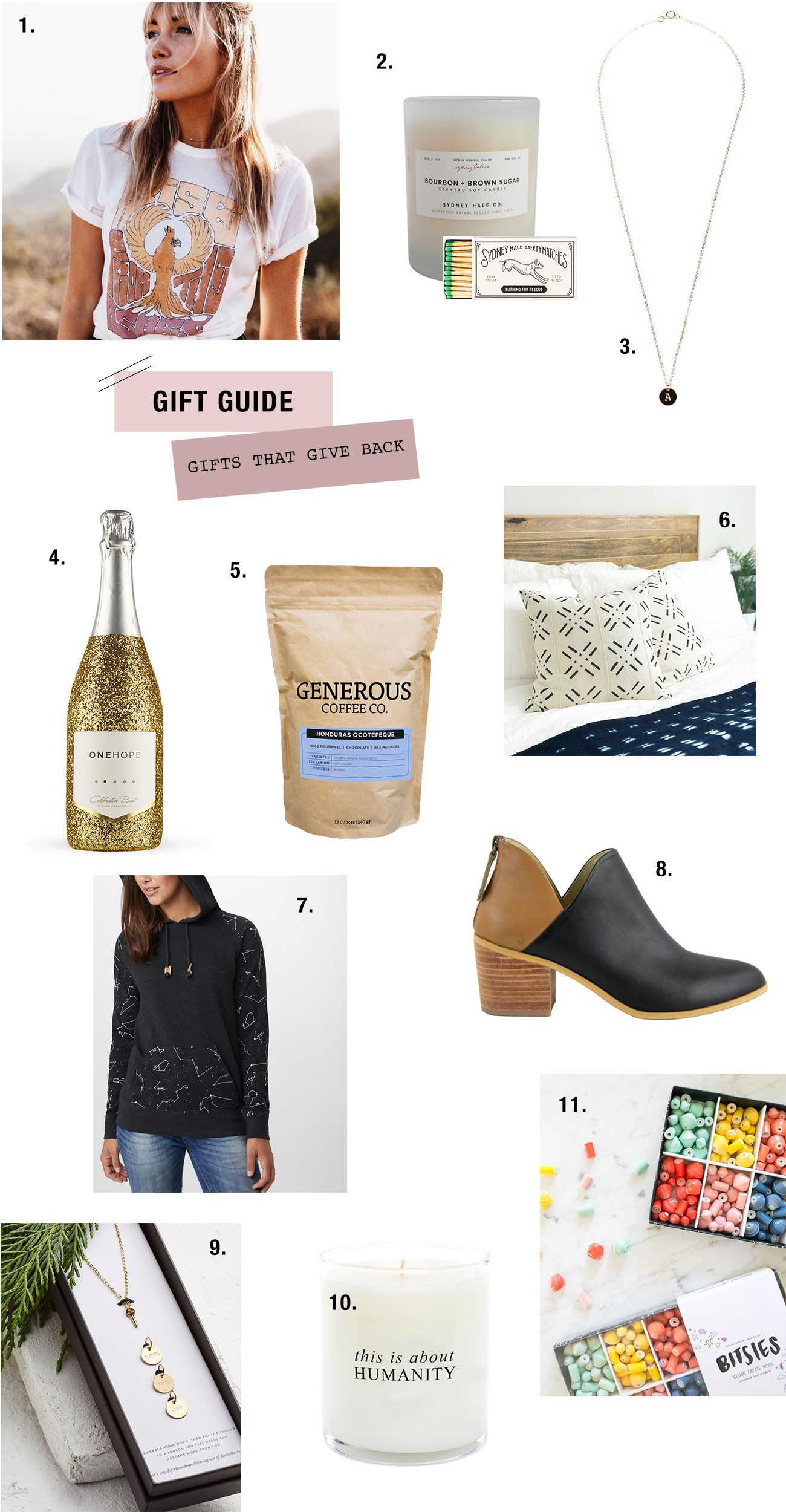 Gifts that Give Back for #GivingTuesday  sc 1 st  Pinterest & Celebrate #GivingTuesday with Gifts that Give Back   GIFT GUIDE ...