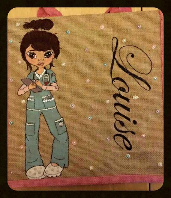 Nurse Design Premium Personalized Customized by DesignsByCameo