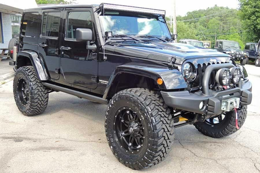 2013 Jeep Wrangler Unlimited Altitude Jeep wrangler