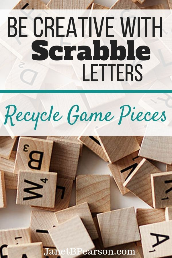 Creative Things To Do With Scrabble Tiles Scrabble Tile