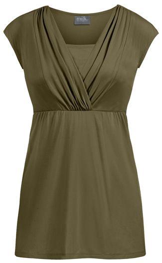 f6f4133d03536 Athena crossover nursing top | 36 | Maternity dresses, Nursing tops ...