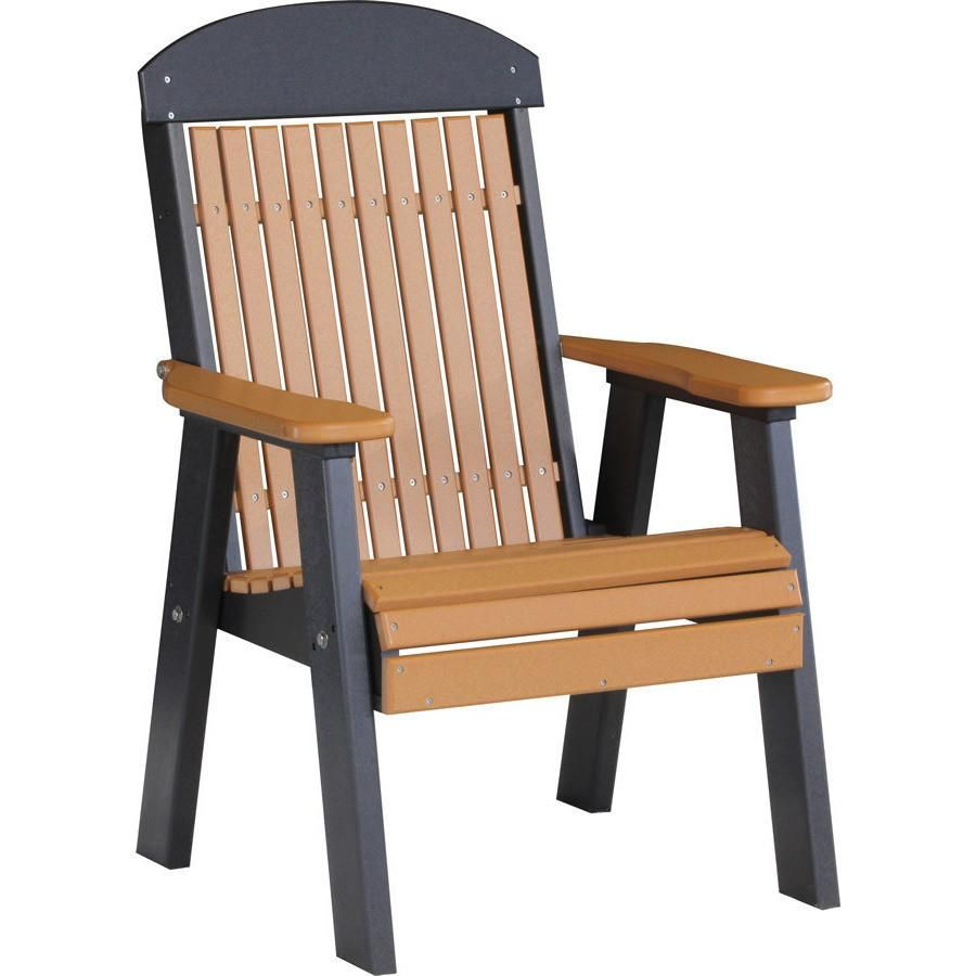 Luxcraft Classic Highback Recycled Plastic 2ft Chair Outdoor Furniture Chairs At Home Furniture Store Chair Design