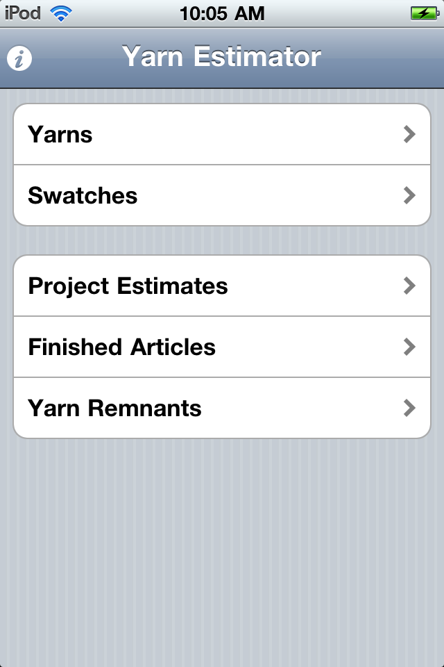 Yarn Estimator app Yarn, Loom knitting, Knitting
