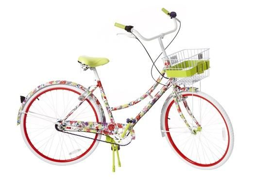 Alice + Olivia bike, Neiman Marcus for Target.... My life would be complete...