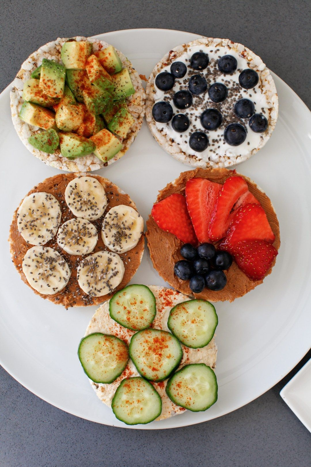 Healthy snack 5 delicious ways to eat rice cakes rice